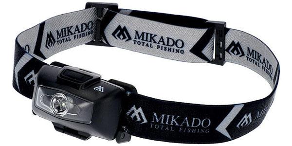 Налобный фонарик Mikado AML01-2210