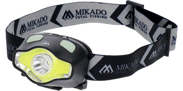Налобный фонарик Mikado AML01-8516