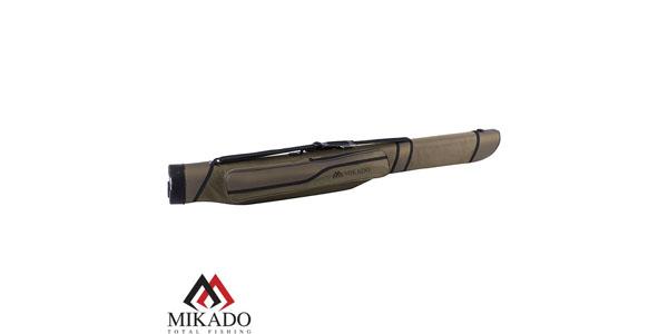 Тубус для перевозки удилищ Mikado UWD-13001G-135 (1 секц.135 см.)